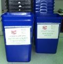 Bidones de recogida de residuos peligrosos