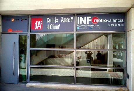 Metrovalencia UPV